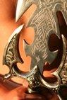 Aries Sign: Metal Sword