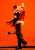 If your aries sign partner wants to grab you tight and lead you in the dance of Tango -- support him.