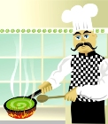 If your cancer sign partner decides that he wants to take cooking lessons - support him!!