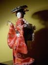 Geisha: 'Gei' means art