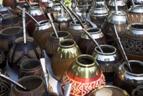 Virtual romantic vacation: Mate tea 'cup'