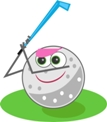 Romantic Ideas: Golf ball