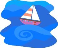 Romantic Birthday Idea: He loves to sail!