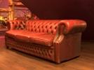 Taurus Sign: Luxurious Leather Sofa